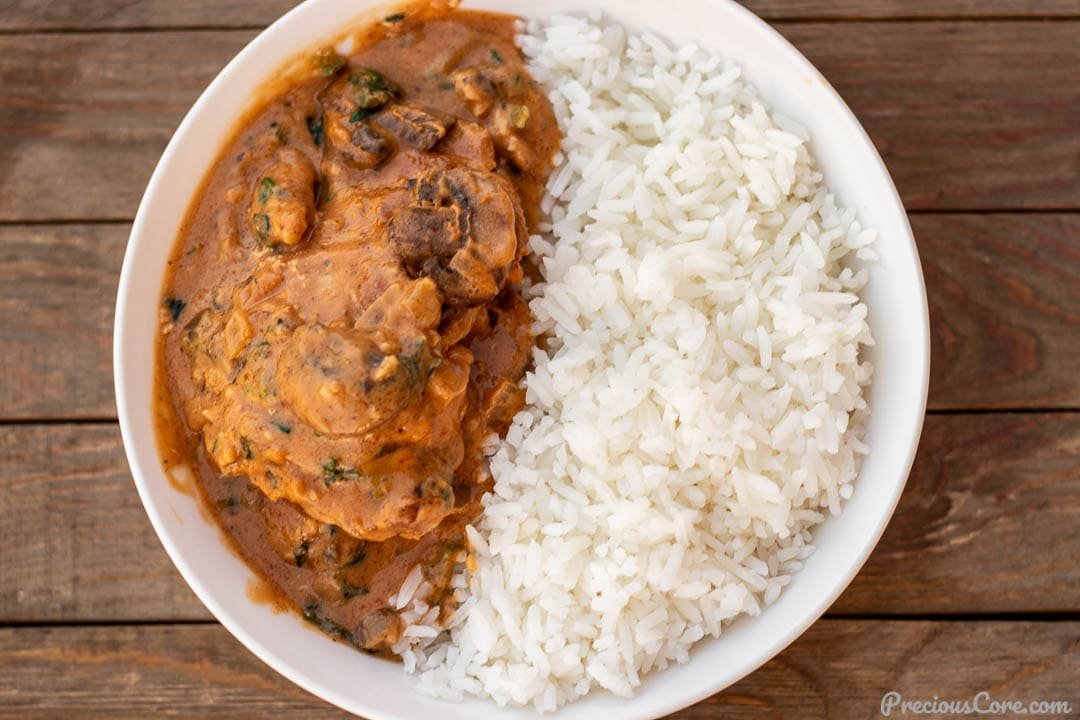 African Chicken Peanut Stew | Precious Core